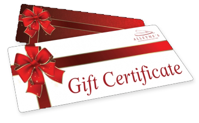 GIFT CERTIFICATES !