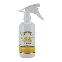 Spray Poultry Whitener 16 oz NEW !