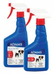 H-2-10 Adams Flea and Tick Mist Plus (16 oz.) NEW FORMULA !