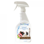 H-3-14 Pure Planet Poultry Spray for Lice Mites & More NEW!