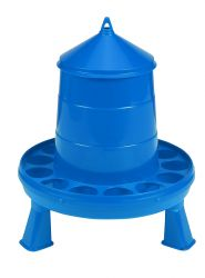 VDT9871 4 LB Poultry Feeder With Legs