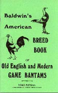 Baldwin's Am. Breed Book of O.E. & M.G. Bantams