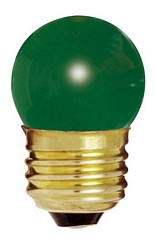F-8-3 Brooder Bulbs - Green 2 Pack New Color!
