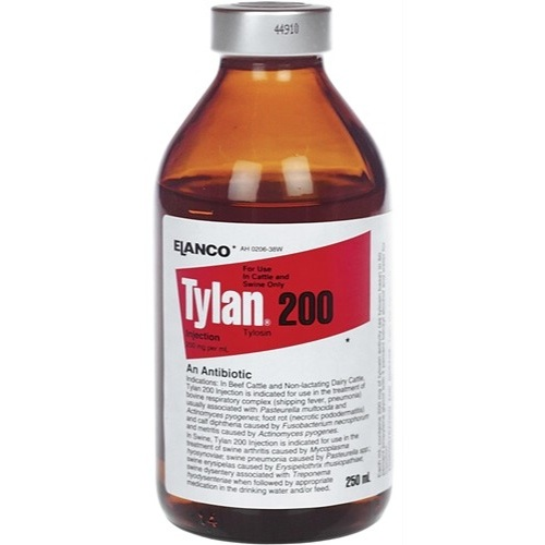 H-7-6 Tylan 200 Injectable 250 ml